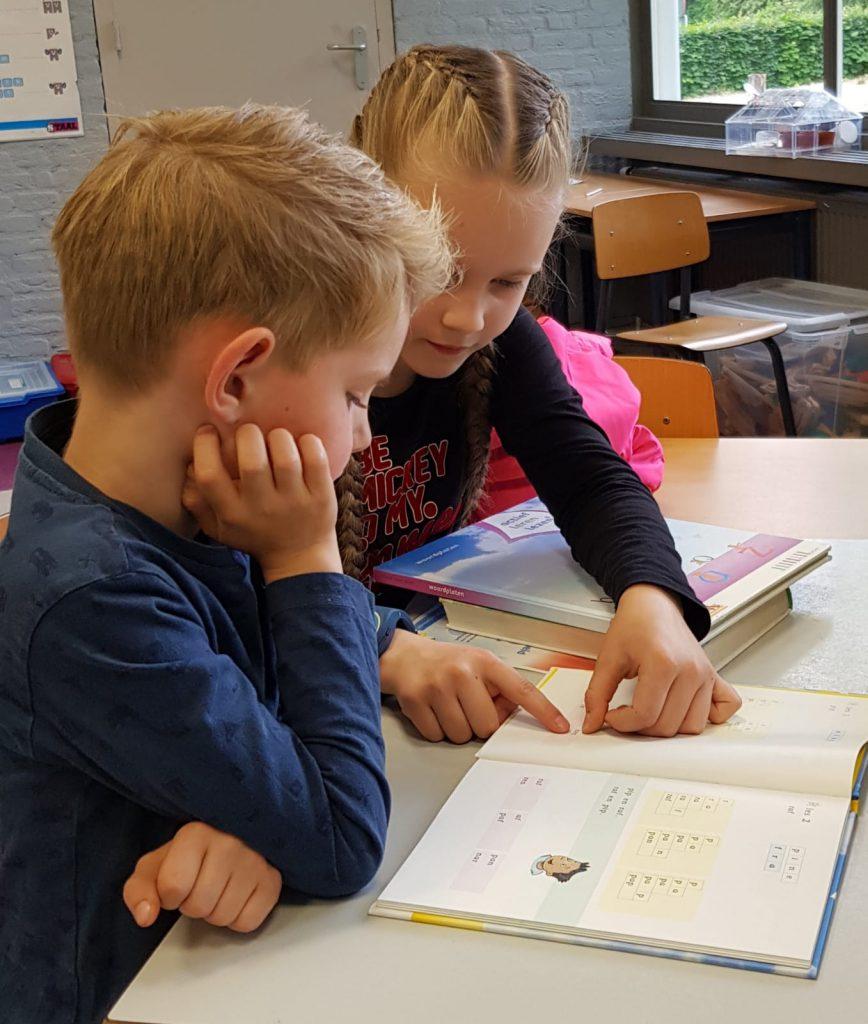 later in het schooljaar starten met actief leren lezen - dat kan